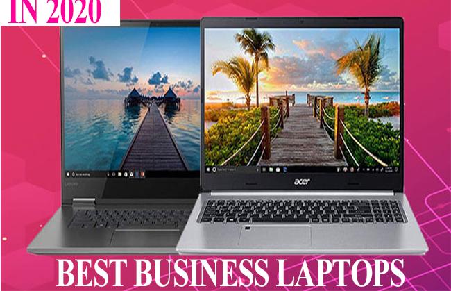 Best Business Laptops in 2020