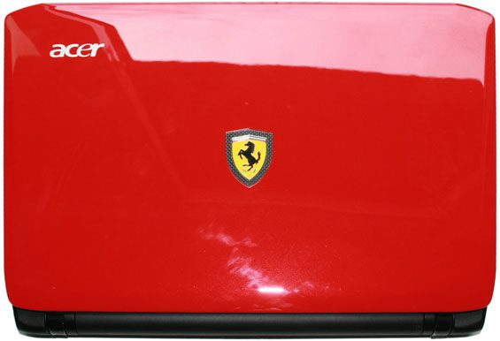 Acer Ferrari One Review