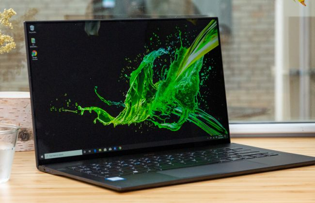 The Acer Swift 7 (2019)