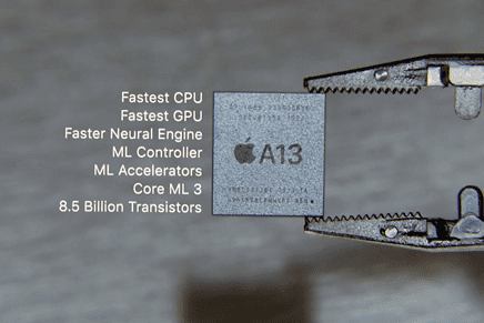 Apple A13 Bionic chip
