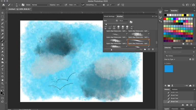 How to Install Photoshop Brushes (And Find Free Ones)