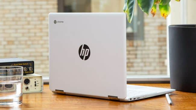 HP Chromebook x360 12b review