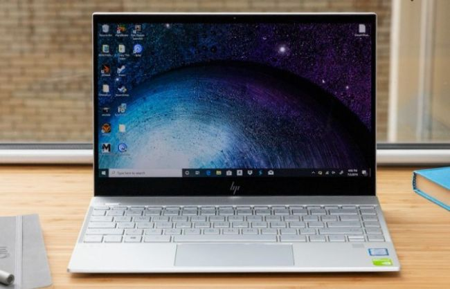 best college laptops: HP Envy 13 (2019)