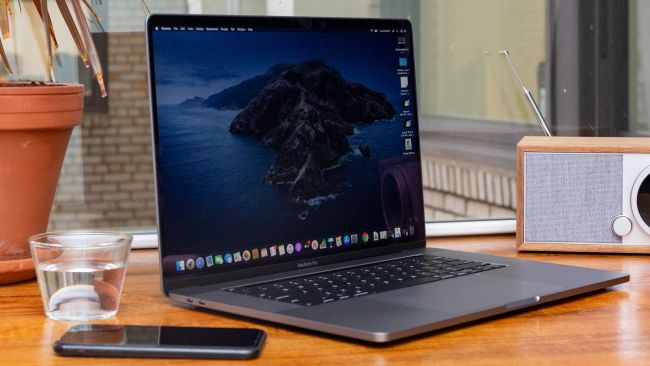 best college laptops in 2020: Apple macbook pro 16-inch 2019
