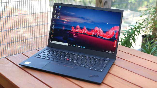 best college laptop for business students: ThinkPad X1 Carbon