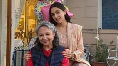 Sara Ali Khan says it's 'strange, weird, amazing' to be Sharmila Tagore's granddaughter, often wonders 'Oh my God, that's my dadi!' – bollywood