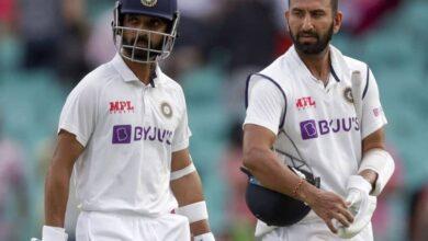 India vs Australia 3rd Test, Day 5 Live Cricket Score: Early Setback For India As Nathan Lyon Removes Ajinkya Rahane | Cricket News