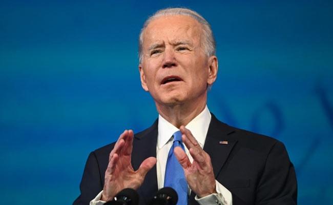 "Joe Biden Says US ""Congress Can Decide"" On Donald Trump's Impeachment"