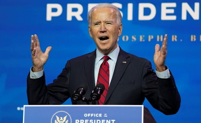 """""""It's A Good Thing"""": Joe Biden As Trump Says He Won't Attend Inauguration"""