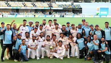 "AUS vs IND, 4th Test: Virat Kohli Hails India's ""Grit And Determination"" After Historic Win In Brisbane | Cricket News"