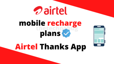 Best mobile recharge plans on Airtel Thanks App?
