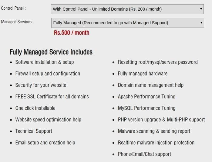 VPS v/s Could Server Hosting